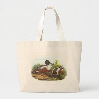 Gould - Shoveler - Anas clypeata Canvas Bags