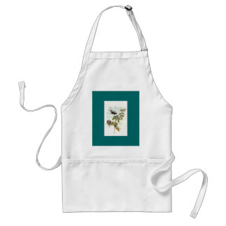 Gould - Sparkling-Tail Hummingbird Adult Apron