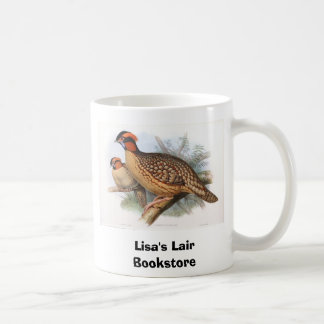 Gould - taza del Dr. Cabots Horned Pheasant Promo