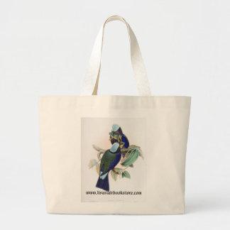 Gould - Temminck's Roller Jumbo Tote Bag
