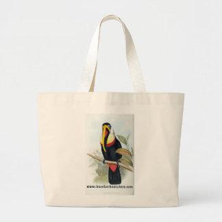 Gould - Toucan Canvas Bags