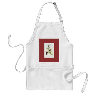 Gould - Tyrian-Tail Hummingbird Adult Apron