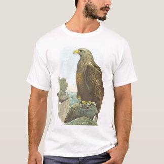 Gould - White-Tailed Eagle - Haliaetus albicilla T-Shirt