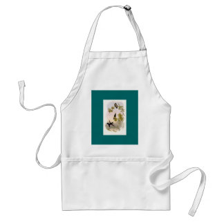 Gould - White-Tip Hummingbird Adult Apron
