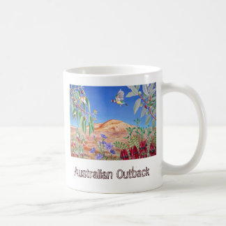 Gouldian Finches, Outback, Australia Classic White Coffee Mug