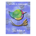Gouldian Sky Post Cards
