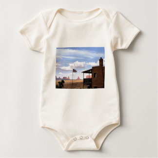 Gouldings Trading Post, Monument Valley, UT Baby Bodysuit