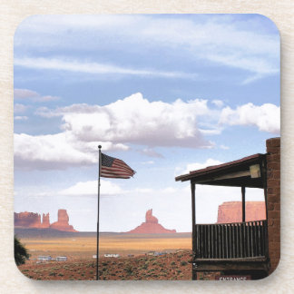 Gouldings Trading Post, Monument Valley, UT Drink Coaster