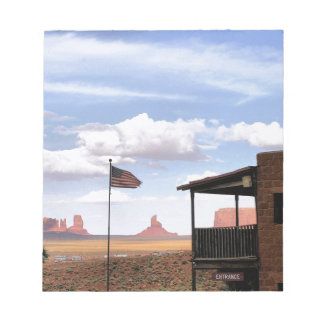 Gouldings Trading Post, Monument Valley, UT Notepad