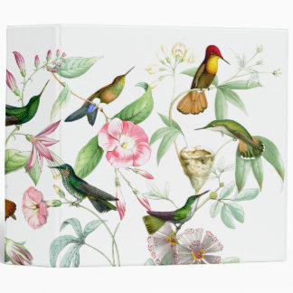 Goulds' Hummingbirds Binder