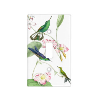 Goulds Hummingbirds Light Switch Cover