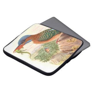 Goulds Kingfisher Birds Laptop Sleeve
