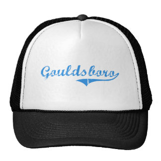 Gouldsboro Maine Classic Design Trucker Hats