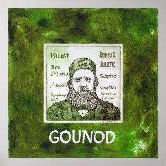 Gounod print