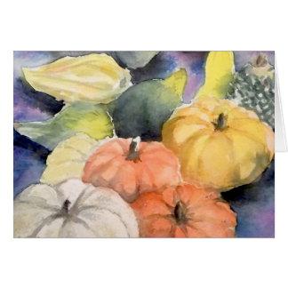 Gourds -2 card