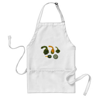 Gourds Adult Apron