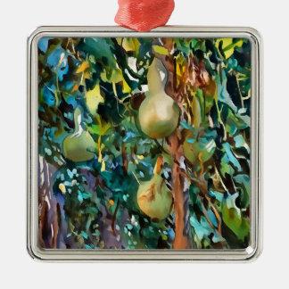Gourds After John Singer Sargent Metal Ornament