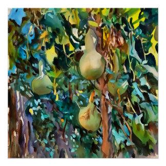 Gourds After John Singer Sargent Poster