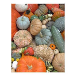 Gourds Letterhead