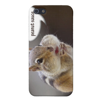 Gourmet Chef or Cook Chipmunk Photo iPhone 5 Cover