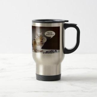 Gourmet Chef or Cook Chipmunk Photo 15 Oz Stainless Steel Travel Mug