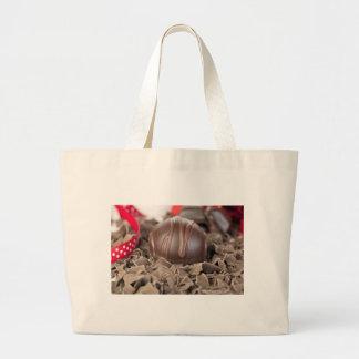 Gourmet Chocolates Cloth Shopping Bag
