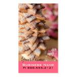 Gourmet Cookies Business Cards