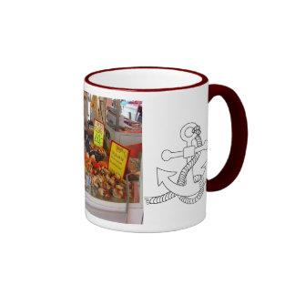 Gourmet delight Norwegian voyage Ringer Mug