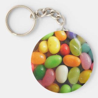 Gourmet Jellybeans Keychain