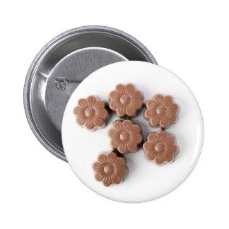 Gourmet Milk Chocolate Button