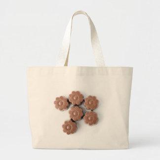Gourmet Milk Chocolate Cloth Shopping Bag
