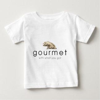 Gourmet Pig Baby T-Shirt