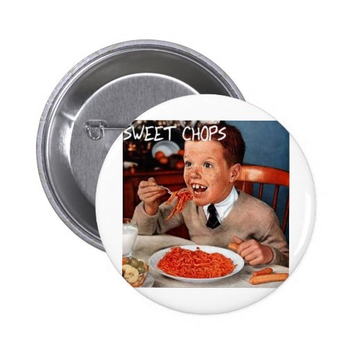 Gourmet Pinback Button