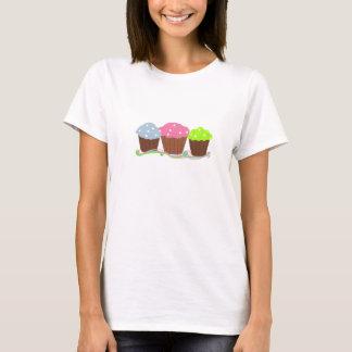 Gourmet Sherbet Cupcakes T-Shirt