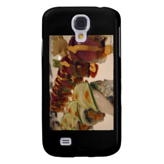 Gourmet Sushi Plate Fine Art Gifts Mugs Etc Galaxy S4 Case