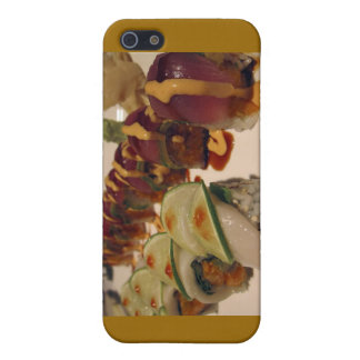 Gourmet Sushi Plate Fine Art Gifts Mugs Etc Cover For iPhone 5