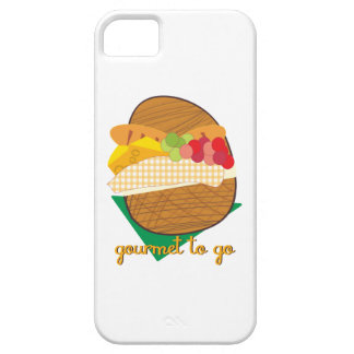 Gourmet To Go iPhone 5 Cover