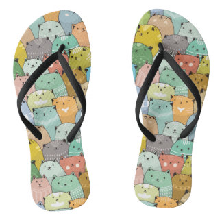 Gouty Adult Flip Flops