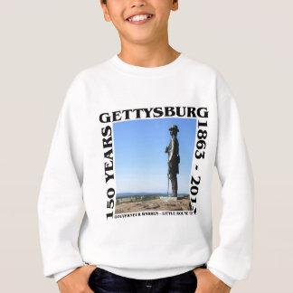 Gouverneur Warren Statue - Gettysburg Sweatshirt