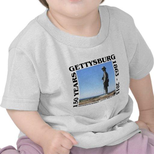 Gouverneur Warren Statue - Gettysburg Tshirts