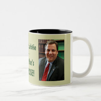 Gov. Chis Christie Big Man Mug