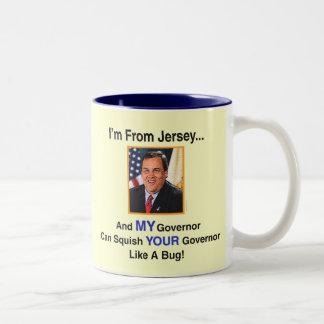 Gov. Chris Christie Coffee Mug