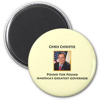 Gov. Chris Christie Refrigerator Magner Magnet