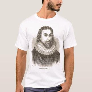 Gov. John Winthrop T-Shirt
