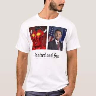 Gov._Mark_Sanford T-Shirt