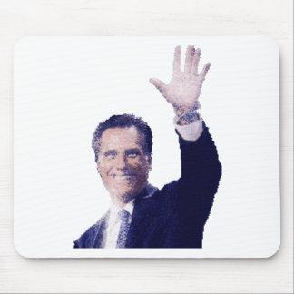 Gov. Mitt Romney Mouse Pad