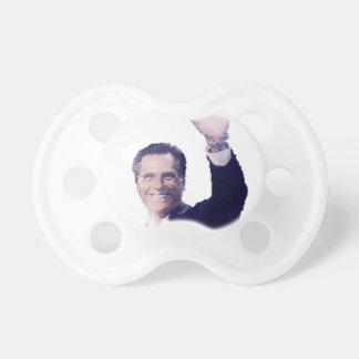 Gov. Mitt Romney Pacifier