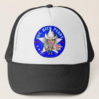 Gov. Rick Perry Trucker Hat
