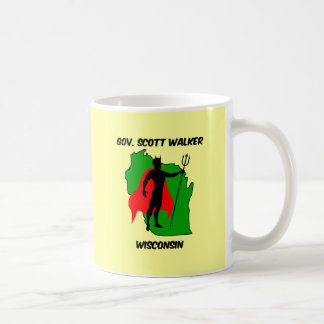 Gov Scott Walker Coffee Mug