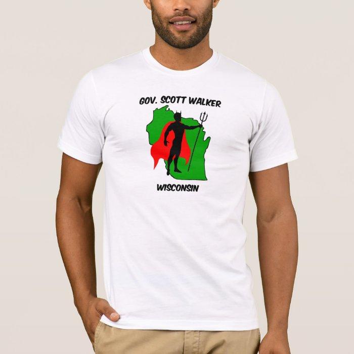 Gov Scott Walker T-Shirt